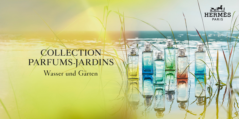 Kollektion Parfum-Gärten