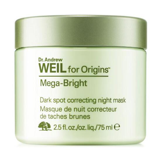 Dr. Weil Mega Bright dark spot correcting night mask
