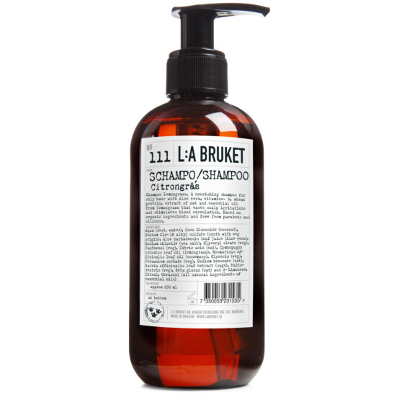 No. 111 Shampoo Zitronengras
