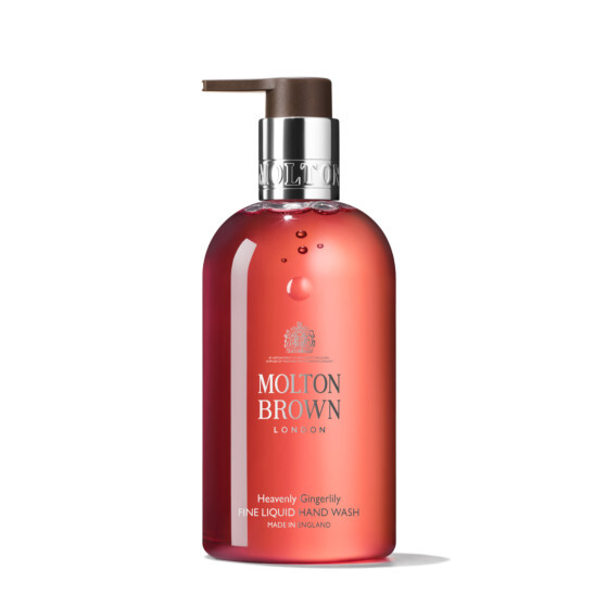 Heavenly Gingerlily Hand Wash