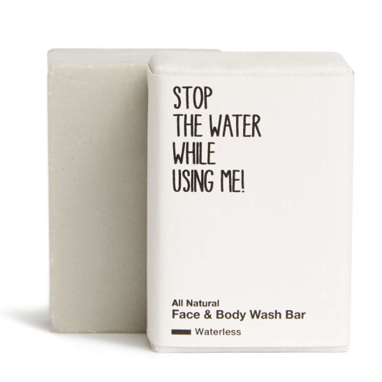 All Natural Face & Body Wash Bar