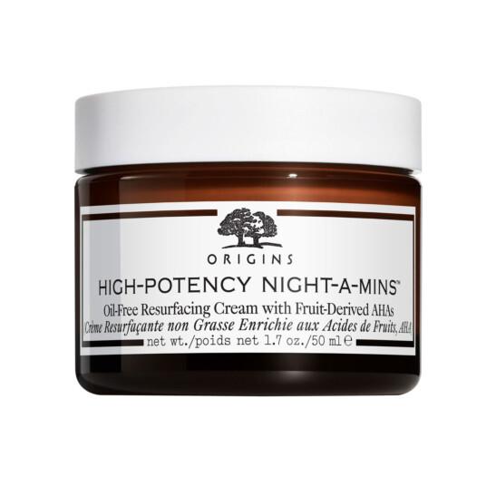 HighPotency NightAMins™ OilFreeResurfacing Cream with FruitDerived AHAs