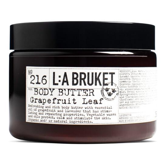 No. 216 Body Butter Grapefruit Leaf