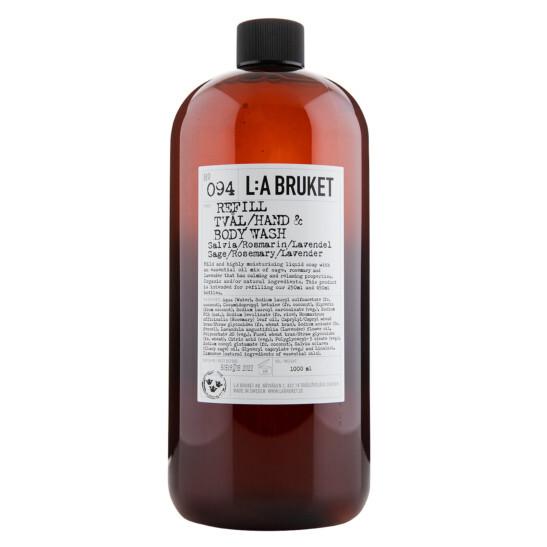 No. 094 Hand&Body Wash Sage/Rosemary/Lavender Refill