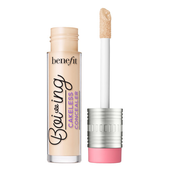 boi-ing cakeless high coverage concealer
