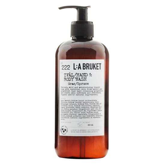 No. 222 Hand & Body Wash Spruce