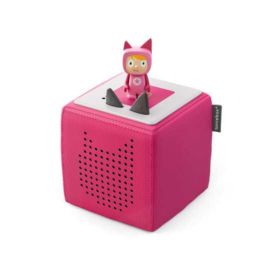 Tonies Starterset Pink