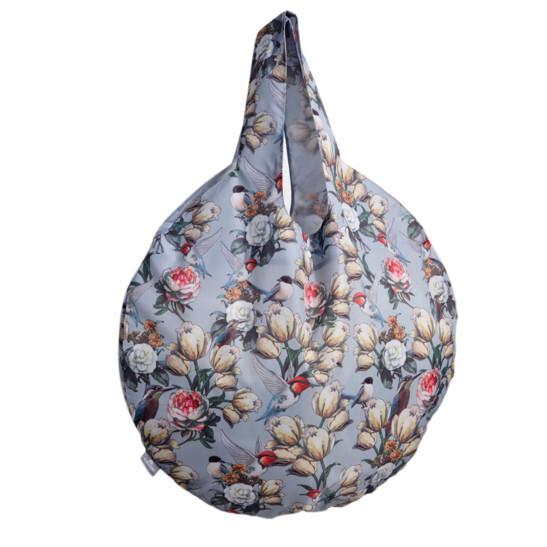 Easy Bag Round XL Eisvogel