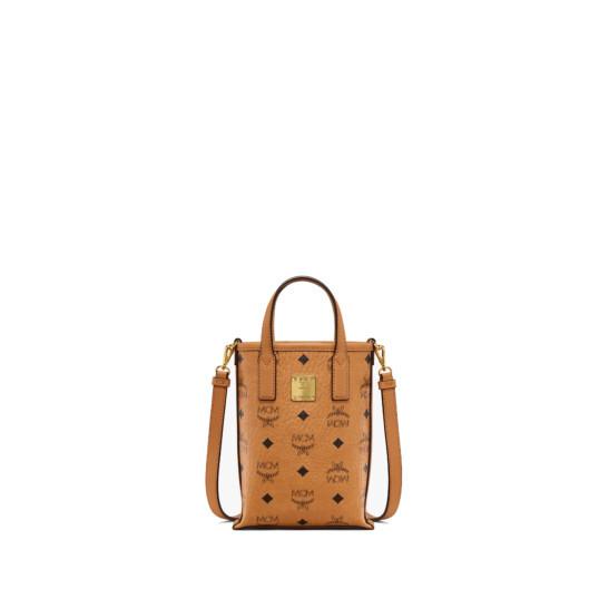 Mini Crossbody Bag in Visetos