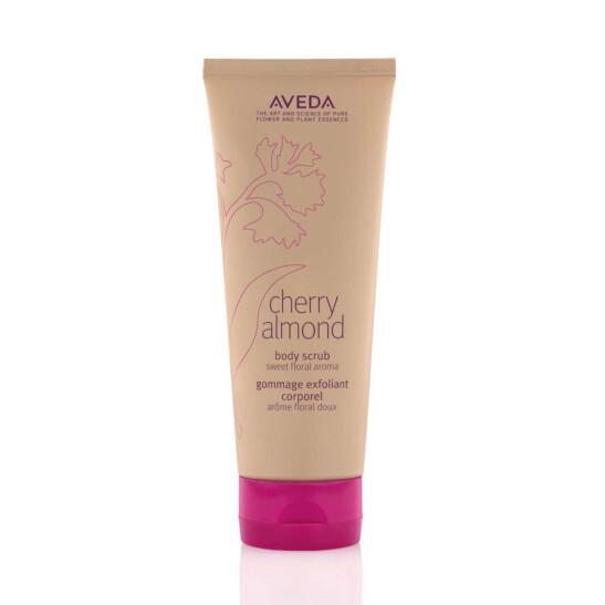 cherry almond body scrub
