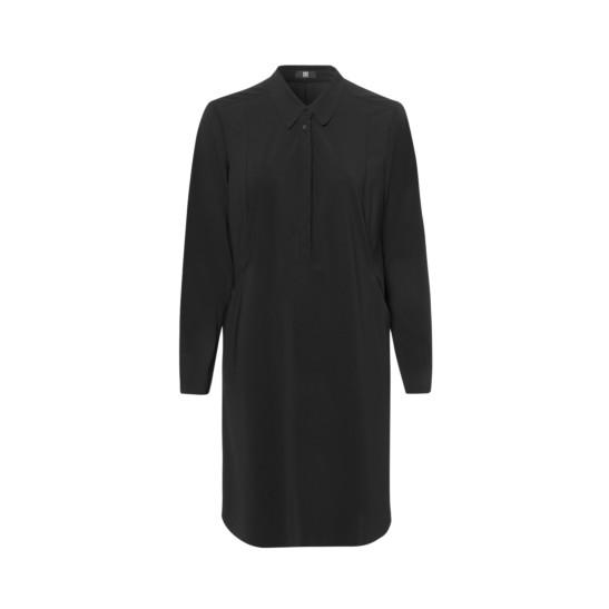 Kleid aus stretchiger und knitterfreier Jersey-Qualität