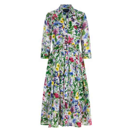 Audrey Dress Wild Flowers
