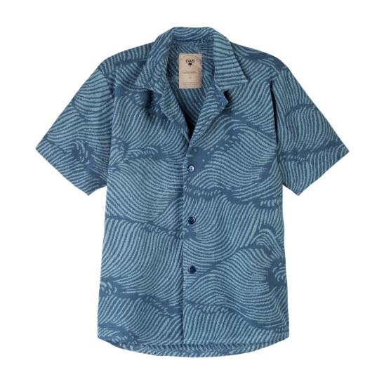 Frottee Hemd