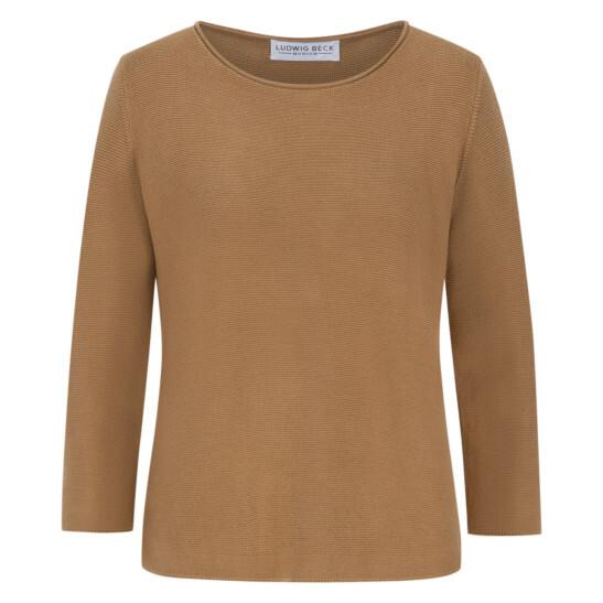 Baumwoll-Pullover