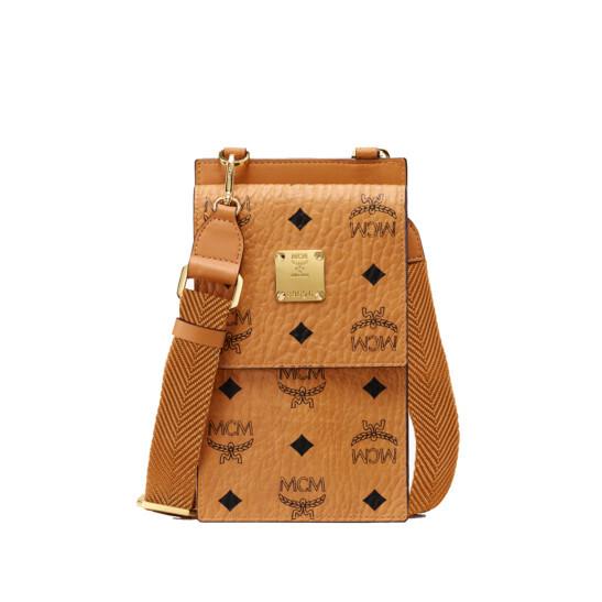 Crossbody Geldbörse/Handytasche in Visetos