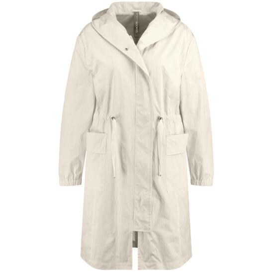 Leichter Mantel im lässigen Parka-Stil