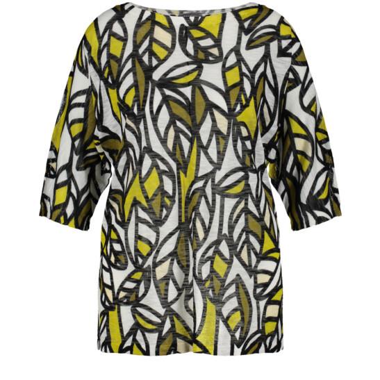 Pullover aus leichtem Viskose-Strick