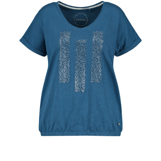 Shirt aus GOTS zertifizierter Bio-Baumwolle