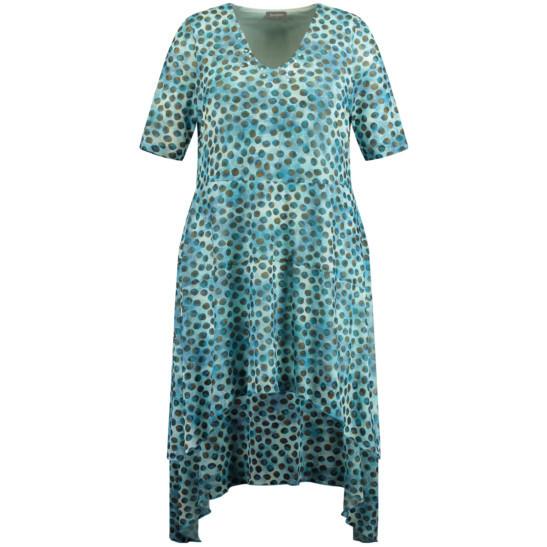 Kleid aus luftigem Mesh-Material
