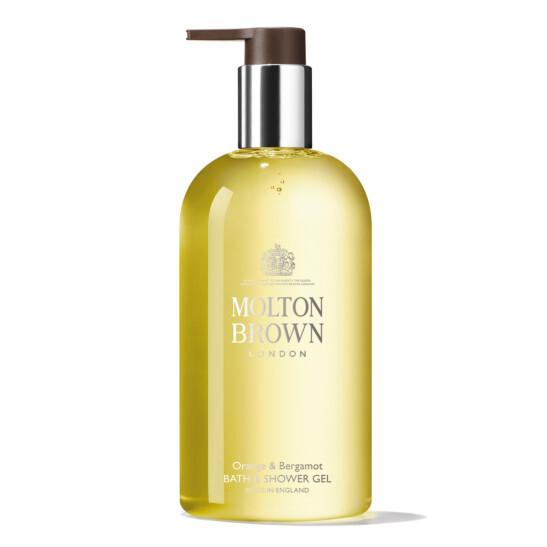 Orange & Bergamot Bath & Shower Gel - Vorteilsgröße 500ml