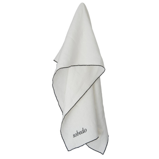Sobedo Soap & Hannes Roether Handtuch