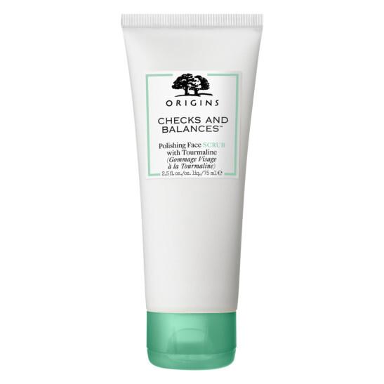 Checks and Balances™ Polishing Face Scrub with Tourmaline