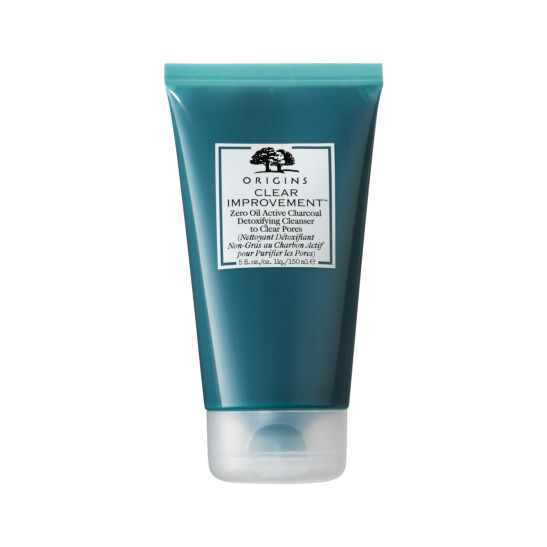 Clear Improvement™ Zero Oil Active Charcoal Detoxifying Cleanser to Clear Pores
