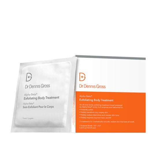 AB Exfoliating Body Peel
