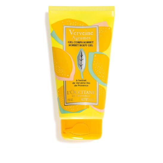 SOMMER-VERBENE ERFRISCHENDES KÖRPERGEL SORBET