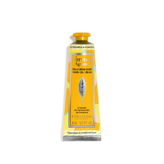 SOMMER-VERBENE 2-IN-1 GEL-CREME FÜR DIE HÄNDE