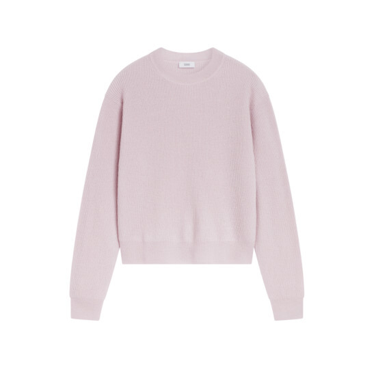Pullover aus Woll-Alpaka-Mix