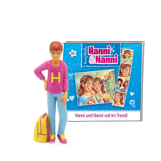 Tonies. Die Hörfigur für die Toniebox Hanni & Nanni - Voll im Trend